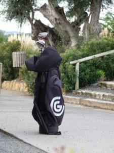 sac de golf souple
