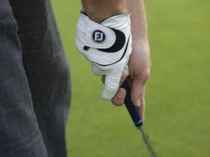 gant de golf homme